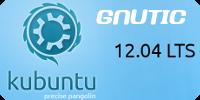 Kubuntu 12.04 LTS DVD 64 Bits