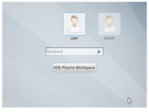 Usuario Guest Kubuntu